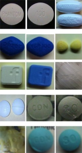 The drug was packaged inside pills like these to be marketed to younger users.