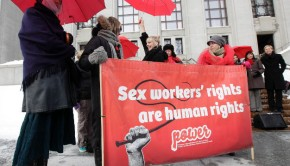 prostitution laws in Canada