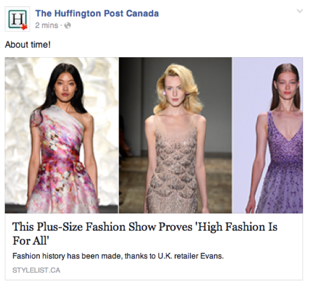 Photo:  Facebook (Huffington Post Canada)
